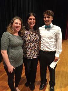 Suffern High School Scholarship Presentation